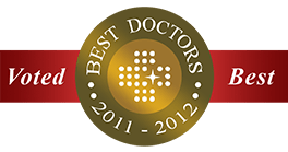 Voted Best Doctor Award 2011 – 2012 – Dr. Mune Gowda